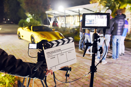 Specialist Film Production Company Refreshment Supplier